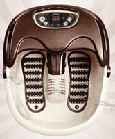 NUOVO TRATTAMENTO DEI PIEDI DI ARRIVO pediluvio e strumento massaggiante che distendono il piede e mantengono una sana spedizione gratuita di alta qualità