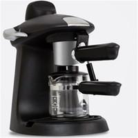 TK-184-4, Frete grátis, máquina de café, casa bombeado máquina de café semi automática máquina de café a vapor de alta pressão