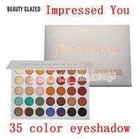 Makyaj Paleti Güzellik Sırlı Göz Farı Paleti 35 Renk Size Etkili Mat pırıltılı Göz Farı Paleti güzellik sırlı Marka Kozmetik