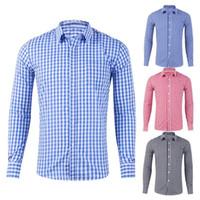 Hemden Hemden Aufrichtig Männer Shirts 2018 Frühling Neue Mode Marke Fit Einfarbig Hemd Männlichen Langen Ärmeln Casual Shirt Camisa Masculina Größe