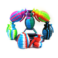 Single color Multi colors Grenade nectar collector Foldable ...