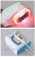Máquina facial de la belleza del ultrasonido enfocado de intensidad alta del ultrasonido enfocado de Hifu para el ajuste en el hogar antiarrugas de la cara