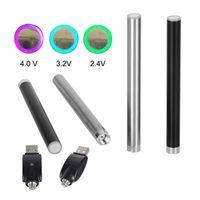 tensão ajustável sem botões Mix2 280mAh Pré-aqueça bateria 510 canetas vape Para vape cartucho Ce3 92A3 aotmizer baterias PK L10 LO Max