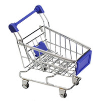 Mini Trolley Toy Supermarket Handcart Baby Toys Utility Cart...