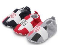 BabyToddler shoes Kid Boy Girl Autumn Cotton Cloth First Wal...