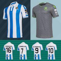 2f245a26136 New 2018 Real Sociedad Jersey OYARZABAL JOSE 2019 Real Socie.