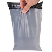 Neue 17x29 cm Poly selbstklebende Selbstklebende Express Versand Taschen Kurierversand Plastiktüte Umschlag Kurier Post Postversandbeutel