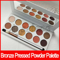 Kylie cosmetics bronze Pressed Powder Palette Eyeshadow Pale...