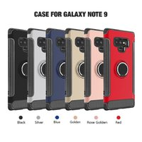 360 Rotating Kickstand Case For Samsung Galaxy Note9 Note 8 ...