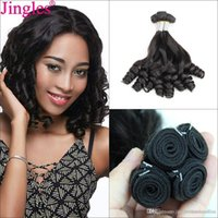 Cheap 9A top quality Aunty Funmi Boucy Curl Brazilian Remy h...