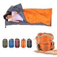 LIXADA 190*75 см конверт спальный мешок для взрослых кемпинг открытый мини прогулки пляж спальные мешки сверхлегкий дорожная сумка весна осень