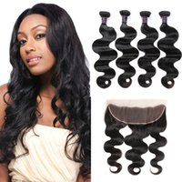 Ishow Hair Brazilian Bodywave Human Hair Bundles Wholesale C...