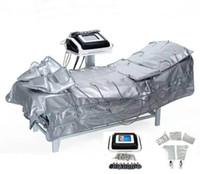 PICCANTE ! 3 IN1 FAR FAR INFRAROTHEROTHERAPY EMS Stimolazione muscolare elettrica Stimolazione Air Sauna Pressoterapia Lymph Drent Body Drelimming Machine