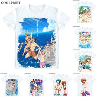 COOLPRINT Grand Blue Guranburu Camisetas Camisetas de manga corta Anime Grand Blue Dreaming Kotegawa Chisa Kitahara Iori Camiseta de Cosplay