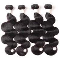 Ishow Human Hair 9A Brazilian Hair Body Wave Wave Bundles 4p...