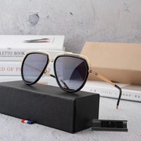 Tb813 alta qualidade óculos de sol mulher homem óculos de sol speckle marca  clássica designer praia 23f83bd1b4