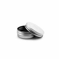 15 / 30ML Envases de crema recargables vacíos Caso de maquillaje de aluminio Frascos de cosméticos Tarro de muestras Herramientas de maquillaje