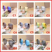 2018 Sunglasses Women Men Brand Designer Metal Frame Unique ...
