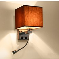 Modern LED Bedroom Living Room Hotel Wall Light Sconce Night...