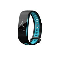 Fitness Tracker Wristband Heart Rate Monitor Smart Band y5 p...