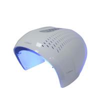 2019 공장 가격 새로운 인기 3 색 LED 라이트 치료 Foldable 디자인 PDT LED 라이트 치료 기계