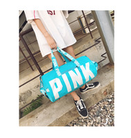 PINK Letter Boys & Girls Handbags Shoulder Bag Women Outdoor...