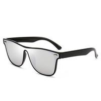 Moda Güneş Gözlüğü Erkek Kadın Tasarımcı Serin Güneş Gözlükleri Spor Aynalı Marka Gözlük 4B40 Ile Case Online