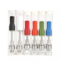 New Screw Drip Tip Ceramic Coil Cartridge 0. 5ml 1. 0ml Glass ...