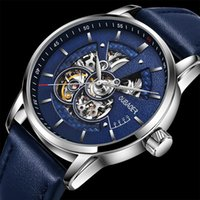 Men Luxury Brand high quality watches Military Blue dial Hol...
