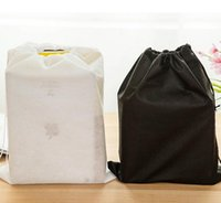 Non- woven Shoe Drawstring Travel Storage Shoe Dust- proof Tot...