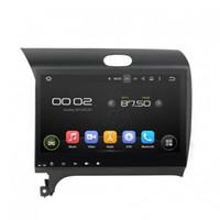 مشغل دي في دي للسيارات لkia K3 10.1 بوصة أوكتا Core Andriod 8.0 مع GPS ، تحكم عجلة القيادة ، البلوتوث ، الراديو