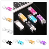 All in one USB 2. 0 Multi Memory Card Reader for Micro SD TF ...