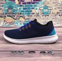 Nuevos Hombres Mujeres Free Run 5.0 V Zapatos para correr Zapatos de buena calidad Lace Up Mesh Transpirable Deporte Jogging Sneakers Shoes