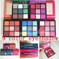2018 Cosmetic new Beauty Eyeshadow Palette 9 colors Sapphire...