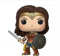 Hot Super Woman Funko POP Anime Action Figure Animation 9- 11...
