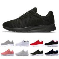 roshe run one Sıcak satış 3.0 Üçlü Siyah Kırmızı Gri Beyaz Mavi Londra Olimpiyat Tanjun Koşu Ayakkabıları Erkek Kadın örgü Düşük Sneaker zapatillas eğitmenler