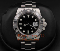 2018 Luxury Mens Noob Factory V5 Asia 2813 Movement 40mm 116...