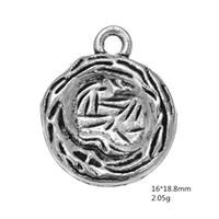 Accessoires de nid d'oiseau d'alliage de zinc Bijoux de charme Autres bijoux personnalisés
