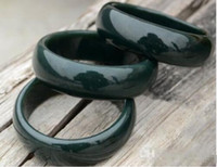 Wholesale - Genuine Natural Xinjiang Hetian Jade Bracelet Sa...