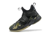 Mens Leb 12 Soliders XII CAMO Basketball Shoes Adult Athleti...