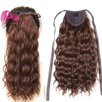 Beauty Forever Brazilian Hair Ponytails 100% Human Hair Exte...