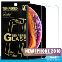 For 2018 NEW Iphone XR XS MAX X Temperead Glass Screen Prote...