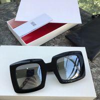 a100f0e6cb605 Nova moda óculos de sol das mulheres designer de marca óculos de sol para  as mulheres