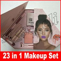 21 in 1 Pink Make Up Collection Makeup Big Box INTERNATIONAL...