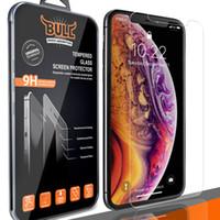 Per il 2018 NEW Iphone XR XS MAX 8PLUS X 8 7 6s plus Pellicola proteggi schermo in vetro temperato per Samsung S7 Edge S8 EP