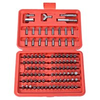 100pcs set Reliable Screwdriver Bits Professional Bits Set S...