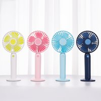 Multifunctional Portable Handheld Desk Top Silent Mini Fan, ...