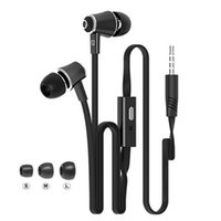 Original Langsdom JM21 stereo earphones with Microphone Supe...