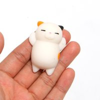 6CM Ushihito Cartoon Kawaii Animal Squishy Bread Lazy Sleep ...