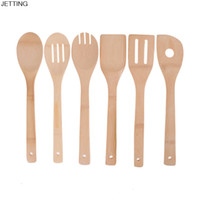 lovely 1pc Bamboo Utensil Kitchen Wooden Cooking Tools Spoon...